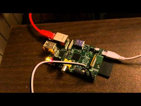 Controlling a dc motor variable speed w an arduino and for Raspberry pi motor speed control