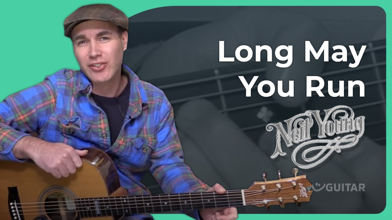 Heart Of Gold Neil Young Justinguitar