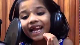 Sreya Jayadeep, SPARSAM GOD ALBUM, Vinnile, Epauls, Shinto Edassery, Christian Devotional 2015