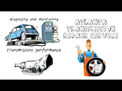 Atlanta Transmission Repair Shop | Atlanta Rebuilt Transmissions 770-849-7944