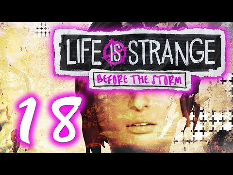 LIFE IS STRANGE: BEFORE THE STORM | Part 18 - Let's Play [GER/FullHD/60FPS]