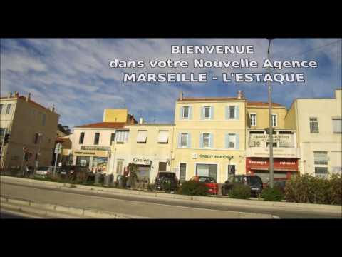 Bienvenue au Crédit Agricole de Marseille l'Estaque !