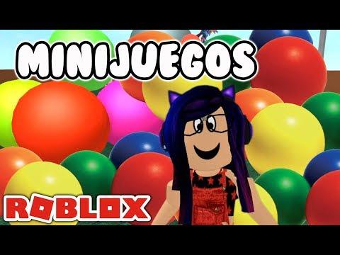 MINIJUEGOS EN ROBLOX | Epic Minigames | Kori