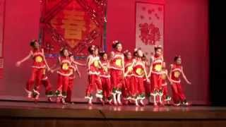 Dance: China Dolls - OCPA Chinese New Year Gala 2015