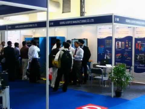 IMTEX 2011 - Indian Machine Tool Exhibition, Bangalore