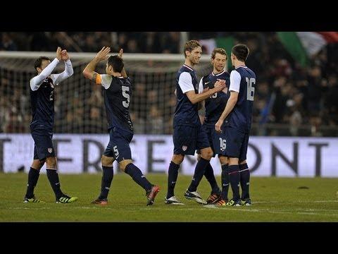 MNT vs. Italy: Highlights - Feb. 29, 2012