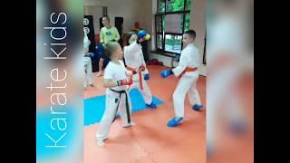 👊💪👍Уроки спортивного каратэ для детей WKF/Karate lessons/KARATE CLUB