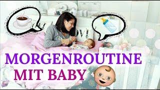 MORGENROUTINE MIT BABY I Sevins Wonderland