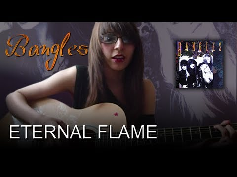 Eternal Flame (Bangles Cover) by MymyNS