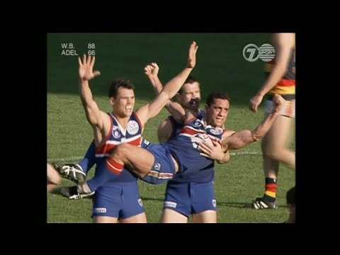 AFL 1997 Preliminary Final Western Bulldogs Vs Adelaide