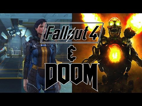 FALLOUT 4 Survival Discussion & DOOM Closed Beta Thoughts! - H.A.M. Radio Podcast Ep 56