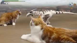 【マンチカンズ】モンスターハンター猫G ~MONSTER HUNTER CAT G ~