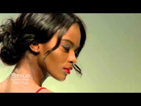 Chrisbery Ss16 Runway Show During Style Fashion Week Ny Gotham Hall Youtube