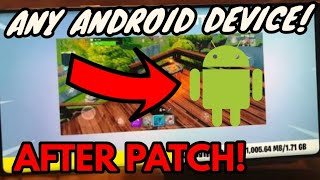 How to DOWNLOAD Fortnite On ANY Android Device (100 Working)