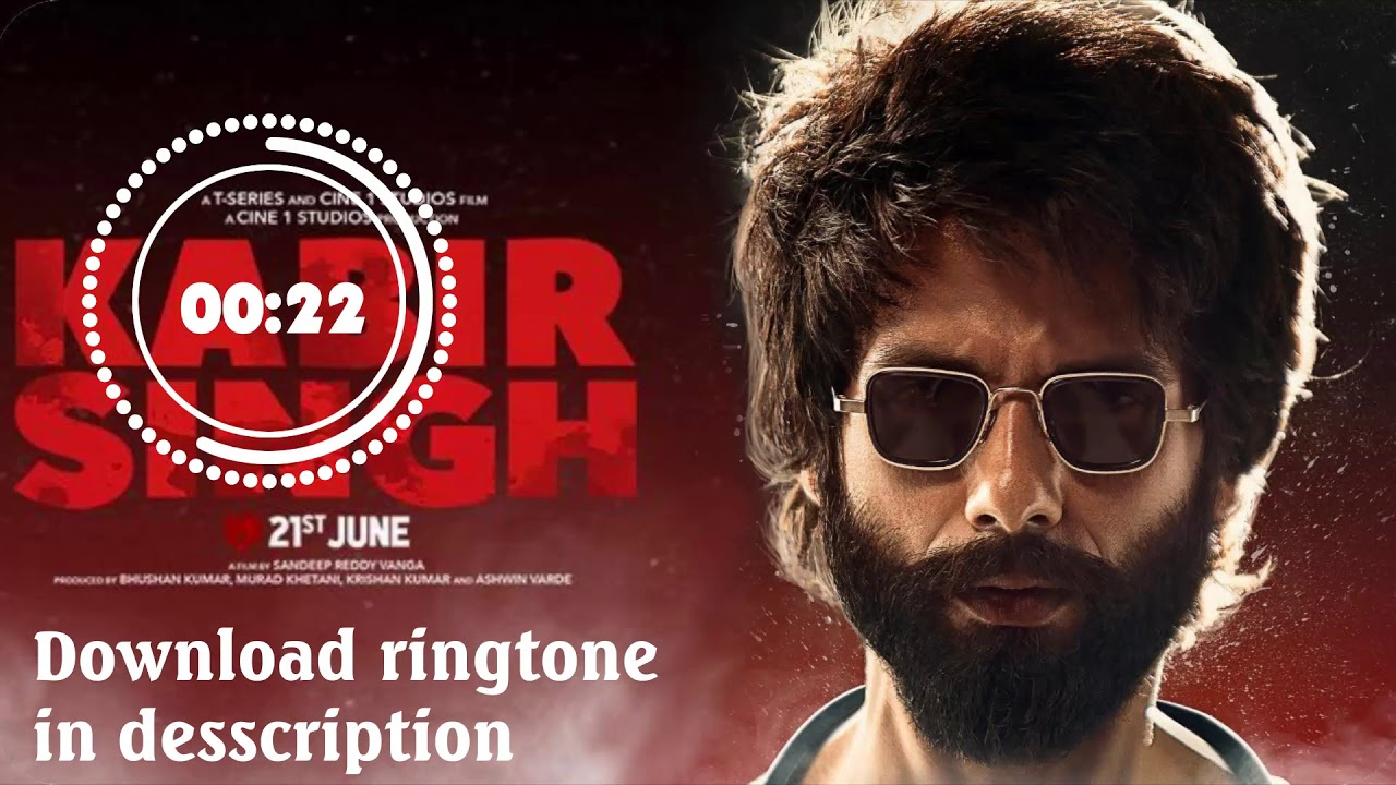 Bekhayali Kabir Singh Movie Mp3 Song