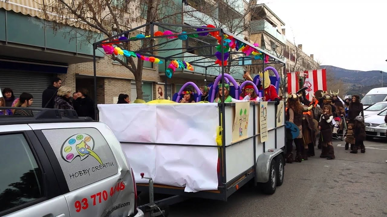 Carnaval Abrera 2014 Youtube