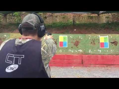 10° Turma Curso IAT (Instrutor de Armamento e Tiro) CTT / CBC