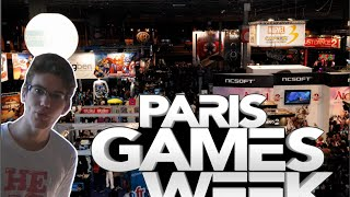 UNE JOURNÉE A LA PARIS GAMES WEEK 2014