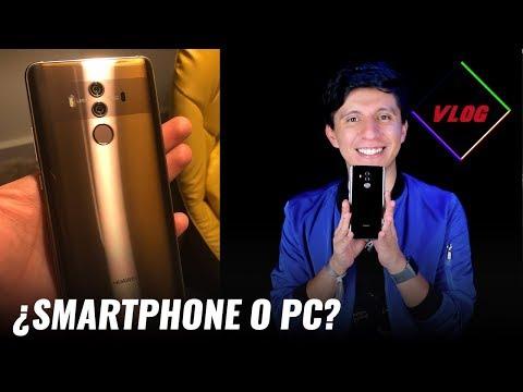 Huawei Mate 10, el último smartphone de 2017