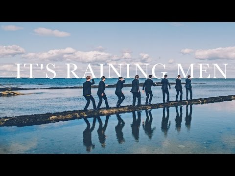 It's Raining Men – 'The Other Guys' Charity Single