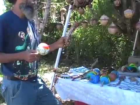 St. John Virgin Islands Culture Man