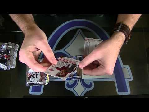 Triple Threads, Platinum, Totally Certified & MORE Football Group Break #1091 - Part 1