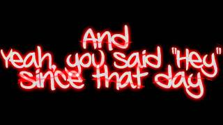Avril Lavigne - Smile Lyrics HD / Second Single