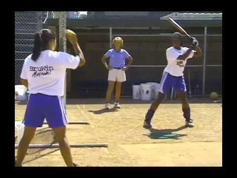 softball fielding drills with tennis balls
