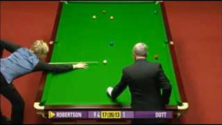 Neil Robertson Wins World Snooker Championship 2010