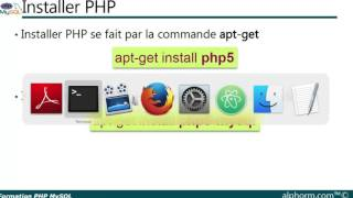 Apprendre PHP MySQL | Installer PHP Mp3