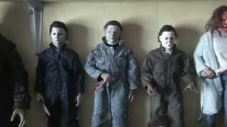 michael myers 1:6 12 inch 30 cm figurine sideshow