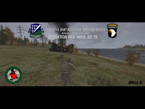 506thIR Operation Red Anvil 02-15 Task Force Bravo