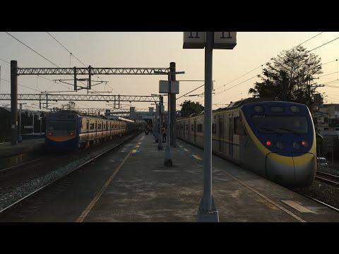 2082次台中燈會加班區間快車終點后里站到站(含完整終點到站廣播)