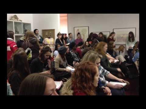 Art History Opportunities: Art History Speaker Series