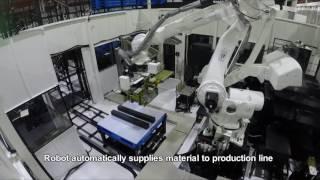 Mazak iSMART Factory in Oguchi, Japan