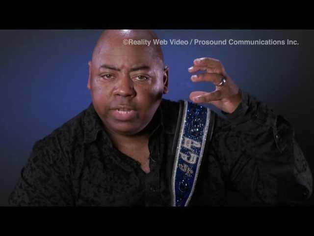 Interview with Paul Jackson Jr. Part1