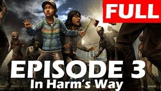 The Walking Dead Season 2 Episode 3 Full Walkthrough In Harm's Way No Commentary Gameplay