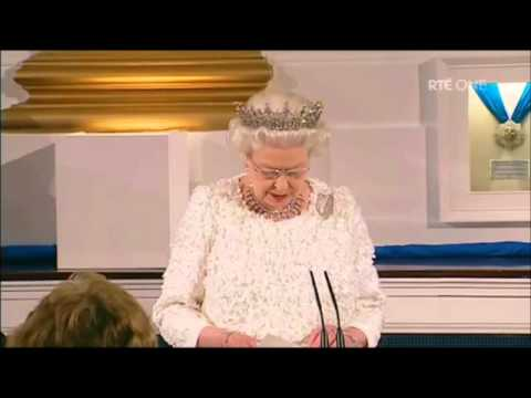 Queens Speech Formal Language