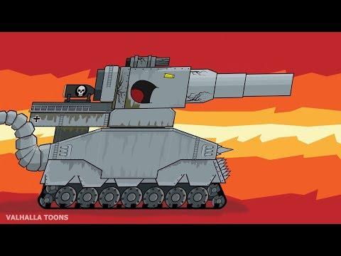 Монстр Дорзилла все серии плюс бонус - Мультики про танки