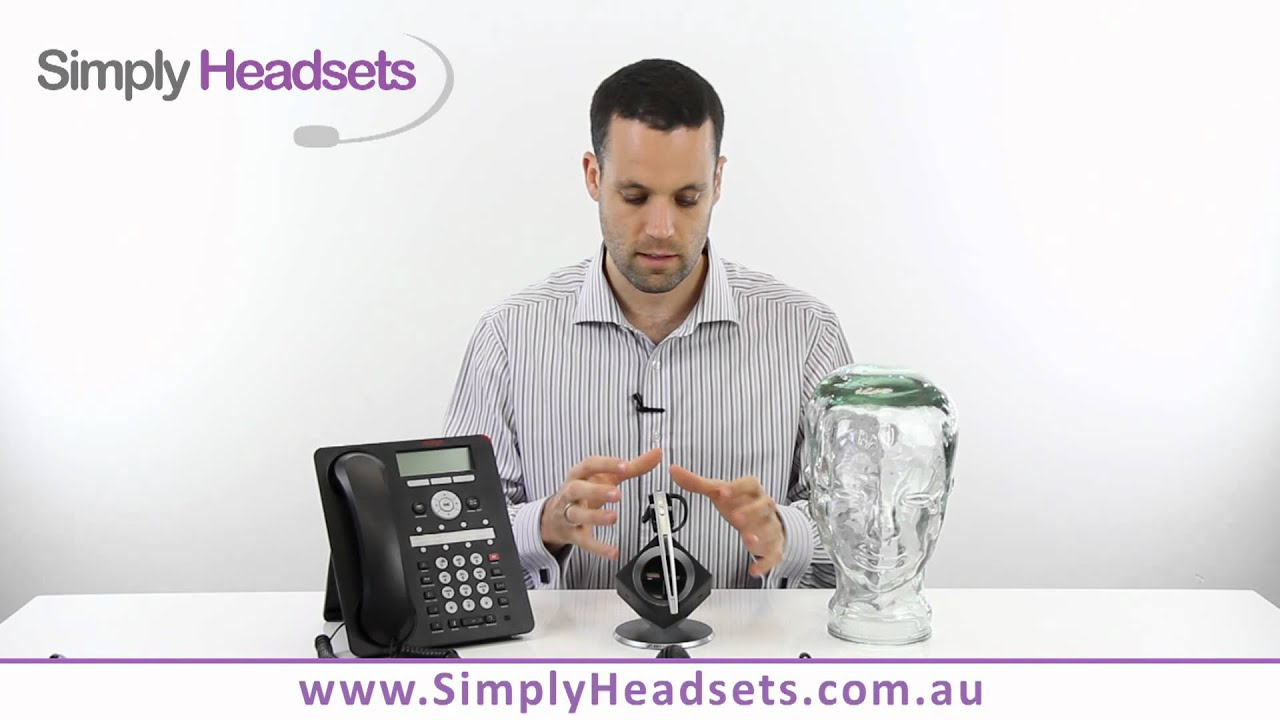 ef96d19d358 Sennheiser DW Office Wireless Headset Review - YouTube