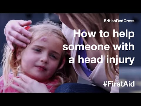 First Aid: Head injury