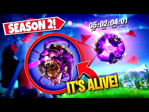 *NEW* ALL SEASON 2 ASTROWORLD COMET *EVENT DETAILS* THAT YOU NEED TO KNOW! (Battle Royale) |