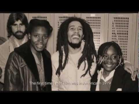 Bob Marley in Gabon