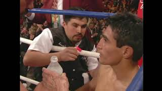 Erik Morales vs Manny Pacquiao II January 21, 2006 HBO/ International feed hybrid