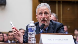 Jon Stewart shames Congress over 9/11 first responders fund | USA TODAY