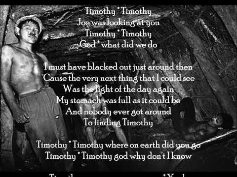 Timothy *** The Buoys