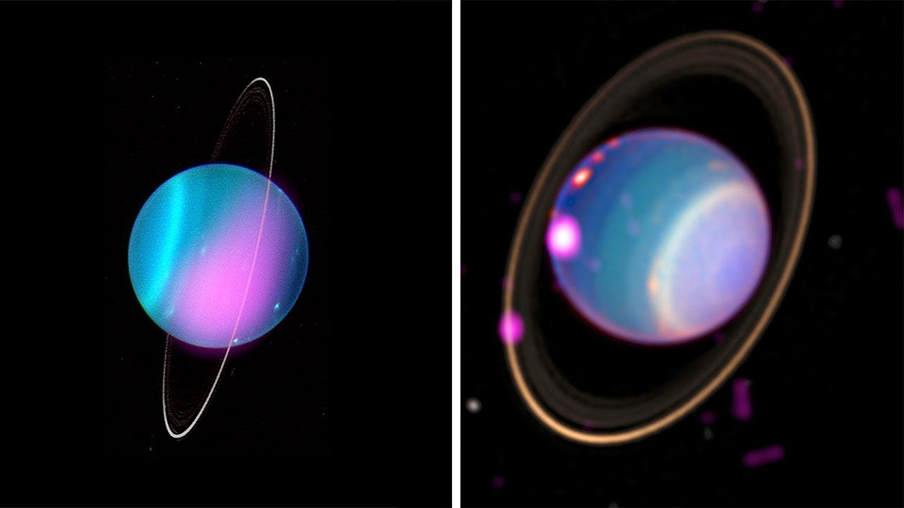 Researchers Discover That Uranus Does Something Strange That They Never Thought Possible!