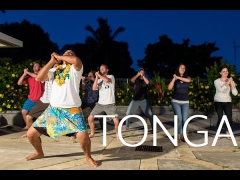 TRAVEL DIARY || Life in Tonga