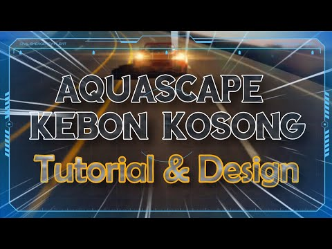 aquascape-kebon-kosong-i-tutorial-&-design