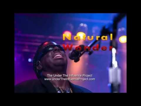 Natural Wonder Stevie Wonder Tribute Band